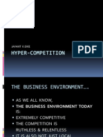 Hyper Competition