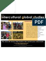 IGS Flyer, Fall 2012