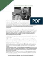 Conceptos fundamentales de la Teoría de la Acción Comunicativa