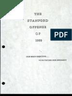 1993 Stanford Offense