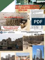 Las Calzaduras y Sostenimiento en Excavaciones Una Mirada Bajo La NTE E050 19 de Octubre Del 2011 Mof (1)
