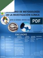 Seminario de Metodologia de La Investigacion Clinica