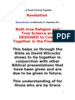 Revelation Science and Religion Come Together 19.9