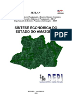 Sintese Economica Do Amazonas 2008 Oficial