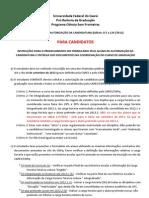 2012-09-19 Orientações entrega documentos na coordenação