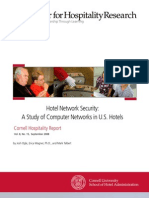 A Study of Hotel Networks in the US