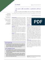ILVA TARANTO Studio di coorte sulla mortalità e morbosità nell'area di Taranto