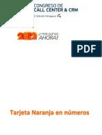 Como gestionar la cobranza y mantener al Cliente. El caso de Tarjeta Naranja y cobranzas Regionales 1/3
