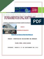 Investigacion Aplicaciones de Modelado y Especificaciones