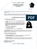 Gitmo Release Documents for  Abu Sufian Ibrahim Ahmed Hamuda Bin Qumu