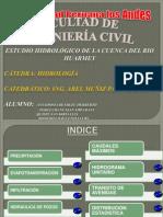 EXPOSICION COMPLETA de hidrologia