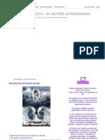 A Chama Violeta - Os Mestres Ascencionados_ Novena Do Arcanjo Miguel