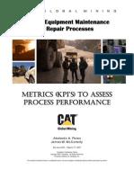Metrics (KPI's) to Assess Process Performance