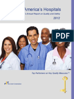 Joint Commission Annual Report