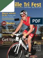 Kerrville Tri Fest Event Guide 2012