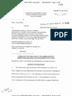 Complaint, Civil Rights, ADA 5:10-Cv-00503, All Exhibits