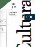 Kuper-Cultura-La versión de los antropólogos
