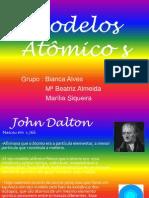 Trabalho de Quimica -Modelos Atomicos -Completo
