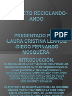 Proyecto Reciclaje Power