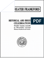 For a Greater Frankford 1912