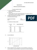 AA1. Práctica de Análisis de Cu por Absorción Atómica