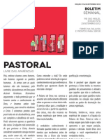 Boletim Semanal 23/09/2012 a 29/09/2012