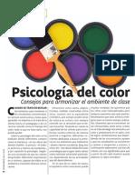 Color Psicology
