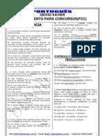 AULÃO GRÁTIS - 110912 - Concordância e pronomes