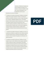 Clasificación de estado de Ganancias y Perdidas por naturaleza Los gastos se agrupan en la cuenta de resultados de acuerdo con su naturaleza