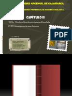 Cap II. Método de Identificación de Áreas Degradadas