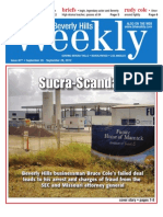 Sucra-Scandal--Beverly Hills Weekly, Issue #677