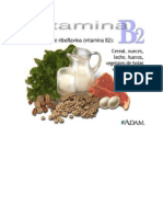 La Vitamina B2