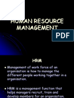 HRM Intro 2007 Ppt