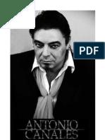 Currículum Antonio Canales