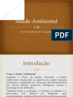 Saúde Ambiental aula 1