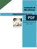 SEMINARIO INMUNOPROFILAXIS