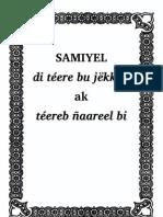 Wolof Bible Wolof 1-2 Samiyel g1