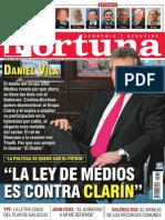 Fortuna Sobre Daniel Vila