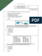 CCNA 2 - Examen Unidad 6