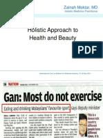 Holistic Approach of Health & Beauty