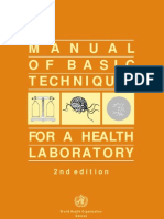 73166797 Manual of Basic Techniques of Health Laboratory