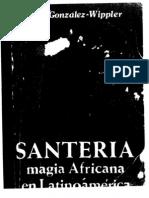 Gonzalez, Migene - Santeria en Latinoamerica