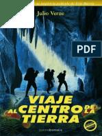 Viaje Al Centro de La Tierra Por Julio Verne