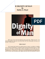 The Dignity of Man
