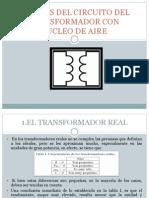 Analisis Del Circuito Del Transformador Con Nucleo De Hierro