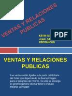Ventas y Relaciones Publicas