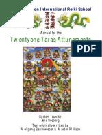 21 Taras