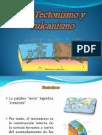 3.1 Tectonismo y Vulcanismo