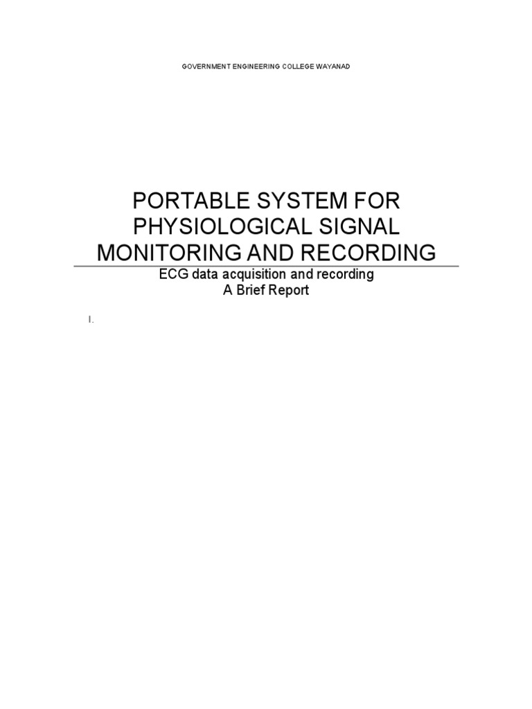 Ecg Holter Recorder Secure Digital Amplifier Medical Monitors Using The Ad620 Instrumentation
