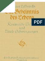 Lakhovsky - Das Geheimnis Des Lebens (1931)